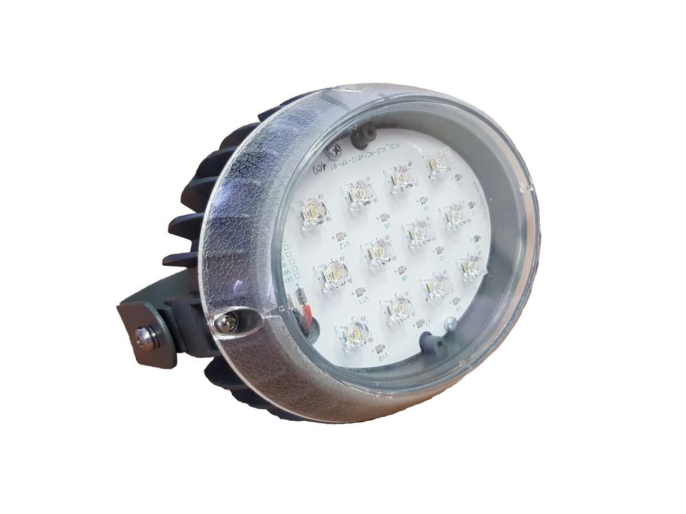 Светильник светодиодный PSL 03 50W 5000K IP65 GR уличный
